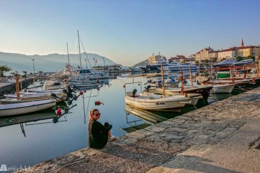 Mette i Montenegro