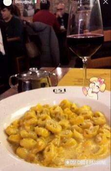 Tortellini i Bologna