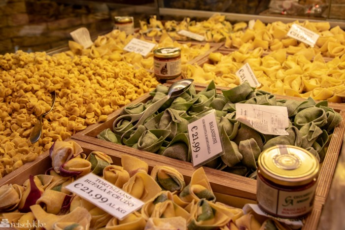 Pasta fra Bologna