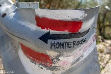Skilt til Monterosso