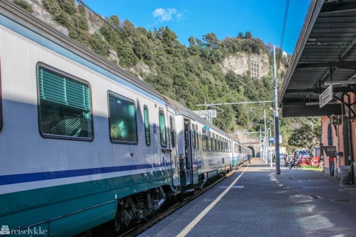 Tog i Monterosso