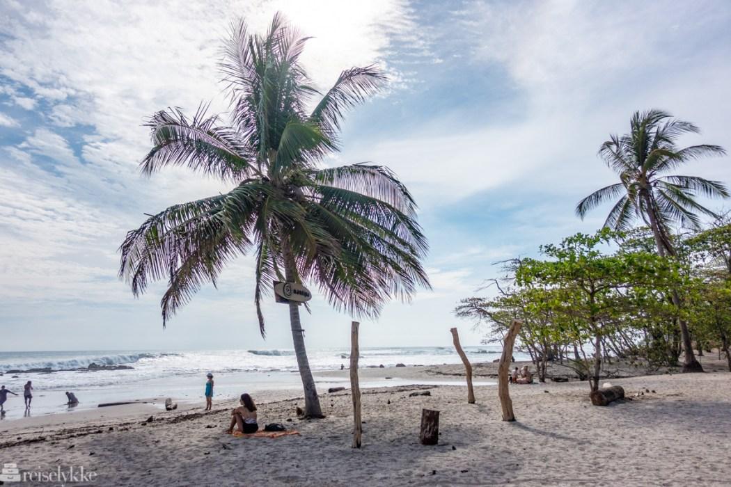 Strendene ved Nicoya-halvaøya er uberørte og idylliske