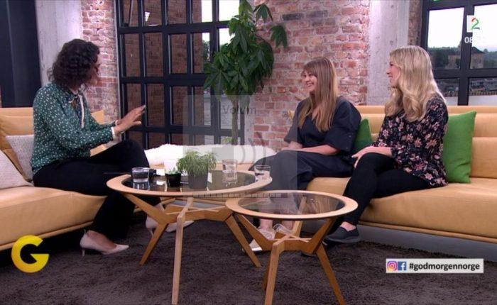Intervjuet om å reise alene på TV2