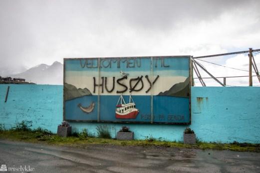 Velkommen til Husøy
