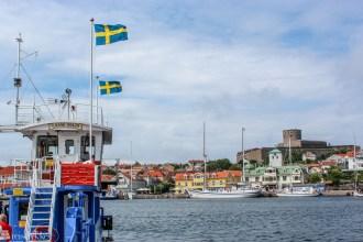 Båt til Marstrand