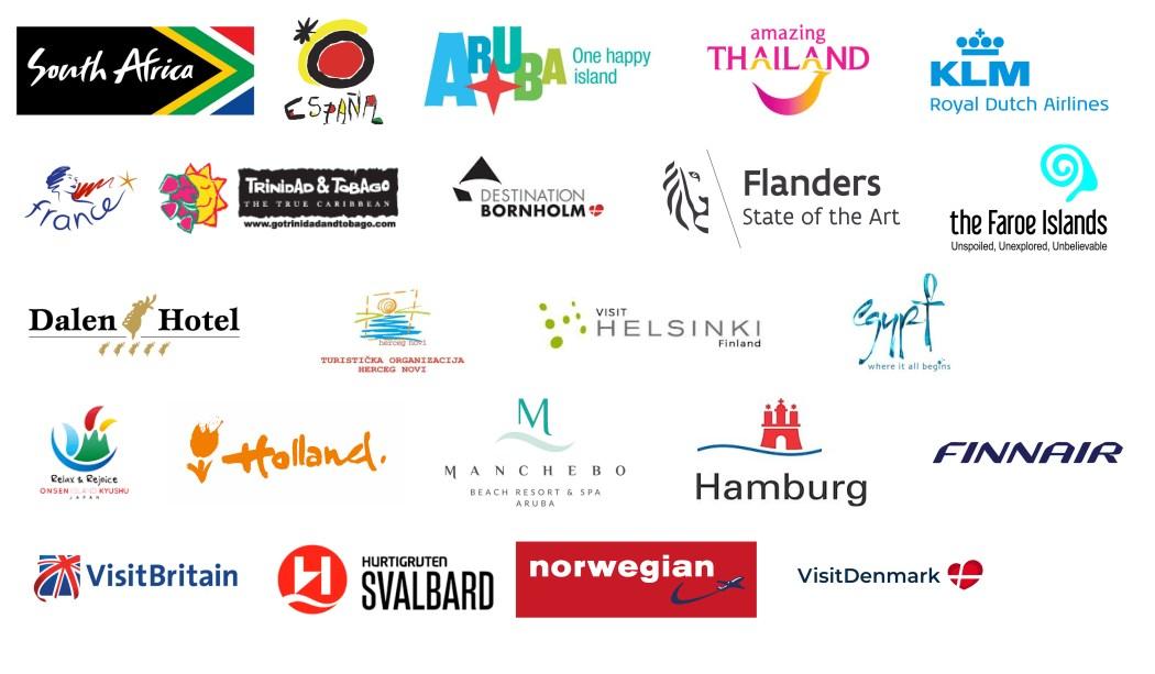 Logo oversikt samarbeidspartnere
