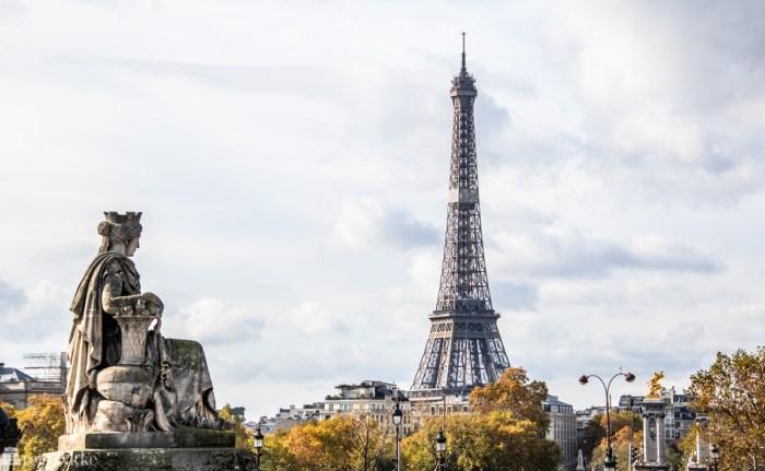 Severdigheter i Paris