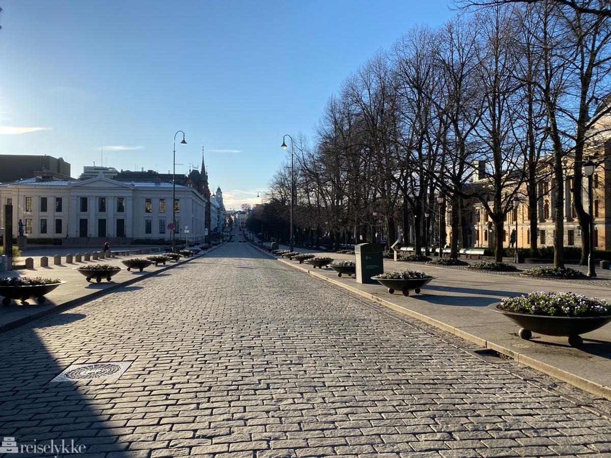 Karl Johansgate i Oslo