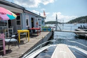 På båttur i Oslofjorden: 7 tips til serveringssteder