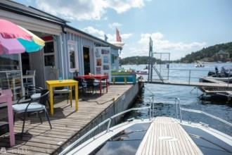 Båttur i Oslofjorden