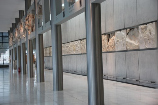 Sightseeing Athens: The Acropolis Museum