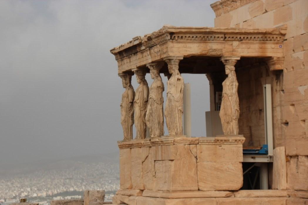 The Erechtheum, Acropolis