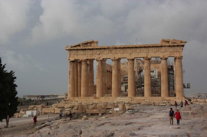 Sightseeing Athens: Parthenon, Acropolis