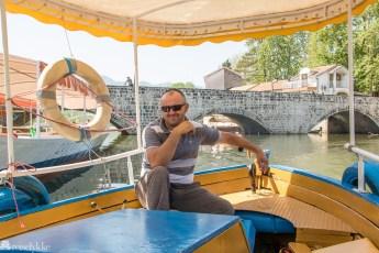 Båttur på Shkodërsjøen
