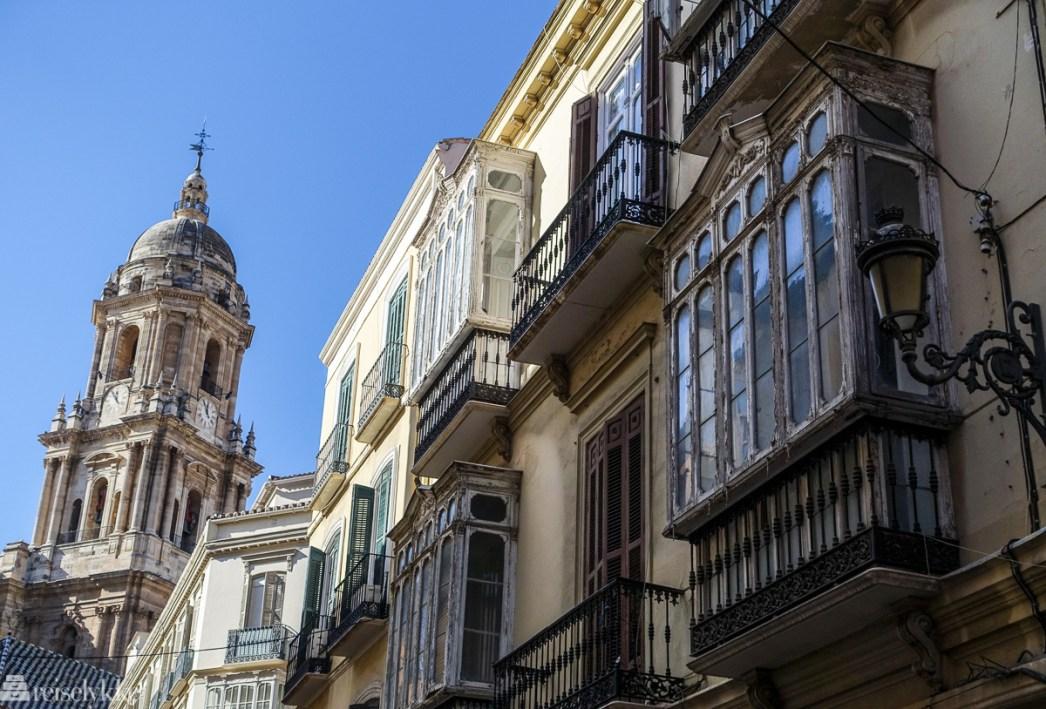 Bygninger Malaga
