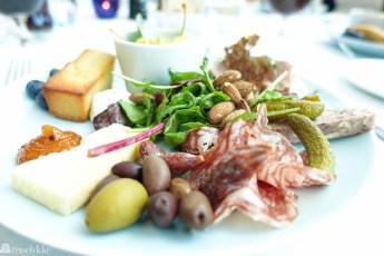 Aalborg: lunsj på Musikkens spisehus