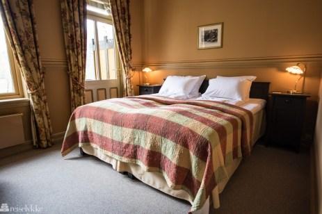 Dalen Hotel værelse
