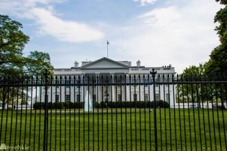 Det hvite hus i Washington DC