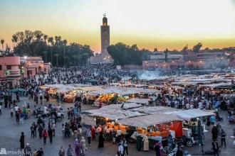 Eksotiske Marrakech - byguide med reisetips