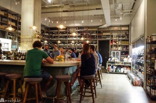 Esters wine bar og shop Santa Monica
