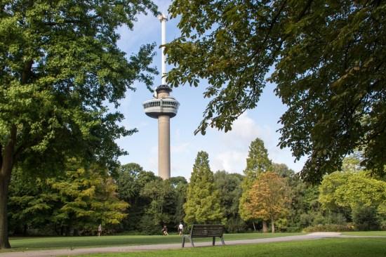 Euromast i Het Park