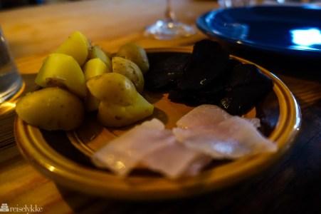 Færøyske delikatesser på RæstFærøyske delikatesser på Ræst