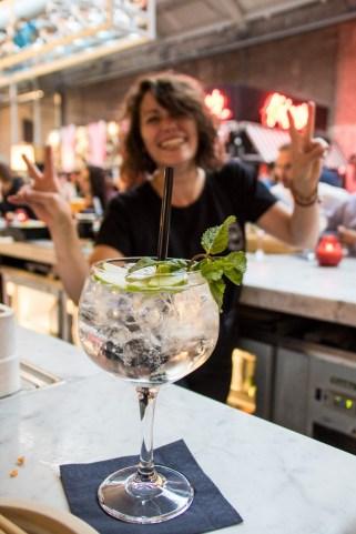 Gin Tonic i Amsterdam