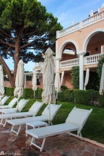 Hôtel Demeure Les Mouettes i Ajaccio, Korsika