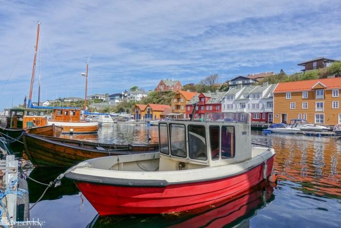 Haugesund ved Risøy