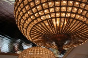 Høy lysekronefaktor på Hotel Pigalle