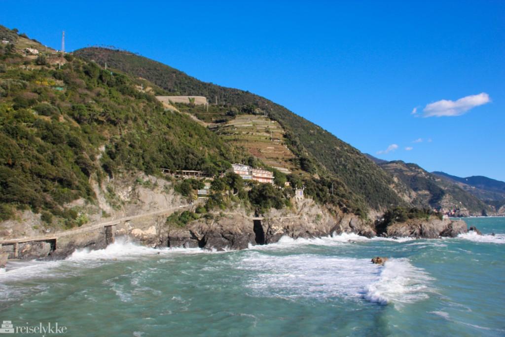 Hotell i Cinque Terre: Hotel la Roca
