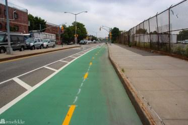 Se Brooklyn på to hjul