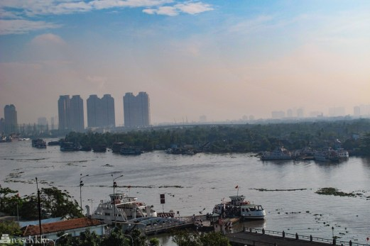 Vietnam: Saigon-elva ved Ho Chi Minh
