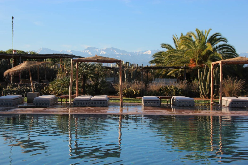 hotell i marrakech, hotell fellah
