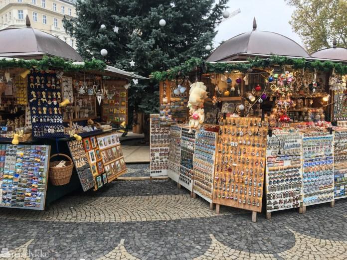 Julemarked i Bratislava