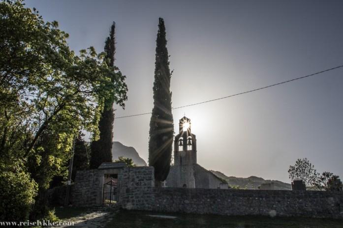 Kirke ved Orjen