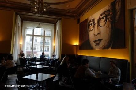 Lunsjtips i Berlin: Literaturhaus i Berlin