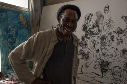 Makingson Nespulos, kunstner hos B6