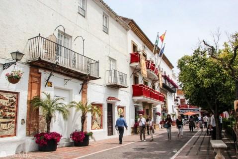 Marbella gamleby