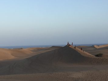 Maspalomas sanddyner Gran Canaria
