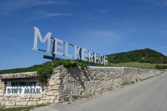 Vinmarkene ved Melkerhof