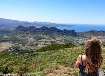 Mette på toppen av Cap Corse