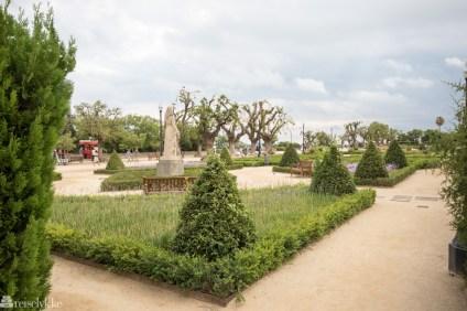 Montjüic park
