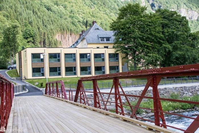 Hotell Trolltunga i Odda
