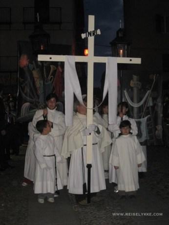 Semana Santa på Sardinia