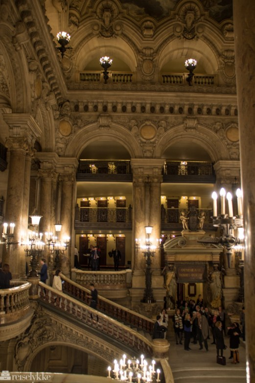 Palais Garnier i Paris