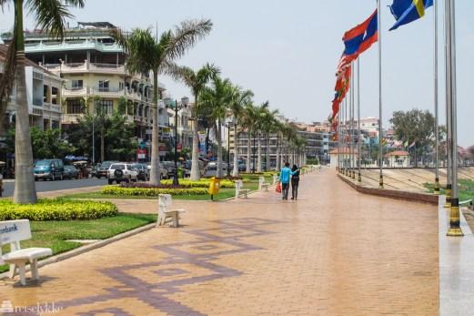 Phnom Penh, Kambodsja