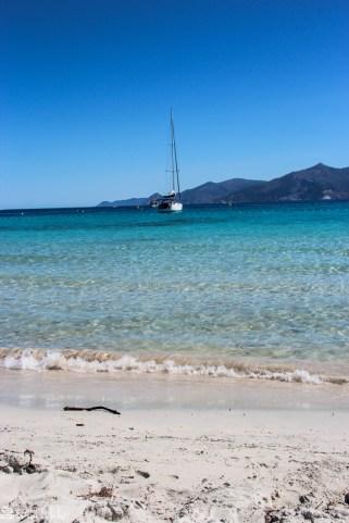 Plage du Lotu, Korsika