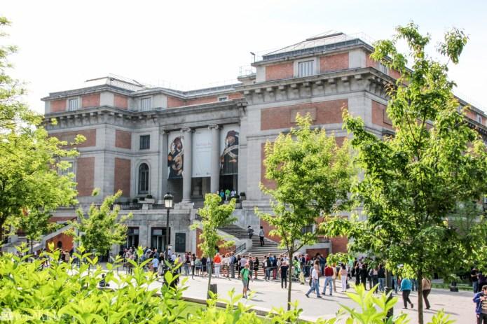 Prado-Muséet i Madrid