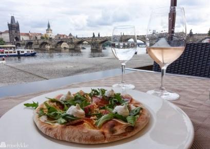 Restaurant i Praha
